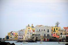 Ischia, Ponte by Fernando W
