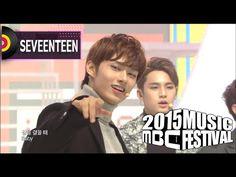 [2015 MBC Music festival] 2015 MBC 가요대제전 SEVENTEEN - MANSAE, 세븐틴 - 만세 20...