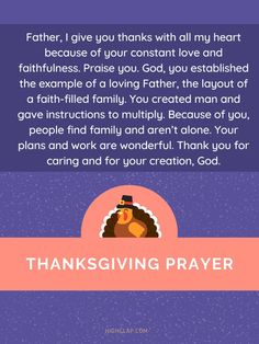Short Thanksgiving Prayer, Thanksgiving Quotes, Thank You For Caring, With All My Heart, Psalms, Prayers, Thankful, Faith, Messages