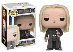 Pop! Movies: Harry Potter - Lucius Malfoy | Funko