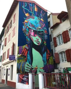 Street Art Today - These are the Best Murals of 2017StreetArt.Today