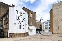 Street Art // Ian Stevenson