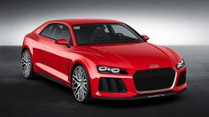 The Audi Sport quattro laserlight concept car will make its world premiere at the 2014 CES in Las Vegas