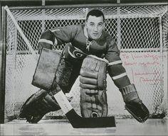 The 10 Greatest Montreal Canadiens of All Time Ice Hockey Teams, Hockey Goalie, Hockey Players, Montreal Canadiens, Nhl, Hockey Pictures, Goalie Mask, Boston Sports, National Hockey League