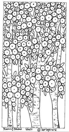 Criar estampas é uma das minhas atividades favoritas, acredito que a sua também, afinal quem não tem mania de rabiscar? No Flickr da ilustra...