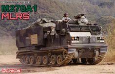 DML3557 1:35 Dragon M270A1 MLRS