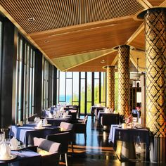 Visit the @ThailandTatler's Best #Restaurants in 2012, 2013 and 2014 -  Jahn at #ConradKohSamui offers an unforgettable #dining experience and contemporary Thai cuisine #Samui #Thailand