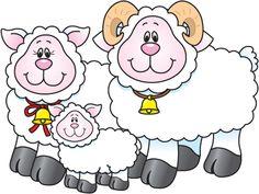 SHEEP_FAMILY1.jpg (450×338)