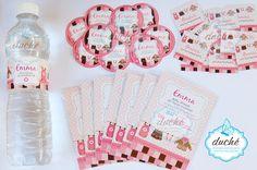 Kit de Baby Shower para 100 personas - duche_sociales - Fotolog