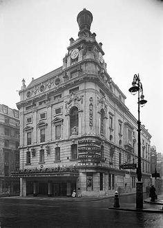 Gaumont Cinema, Haymarket, London c 1937