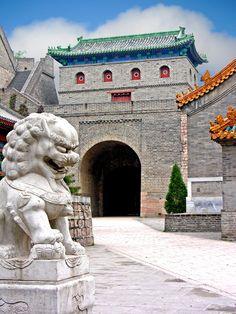 Juyong Pass - Beijing Shi, Beijijng, China