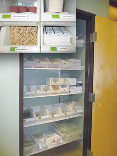 This Arizona veterinary team has an almost-magical organizing and storage system. Let's take a peek …