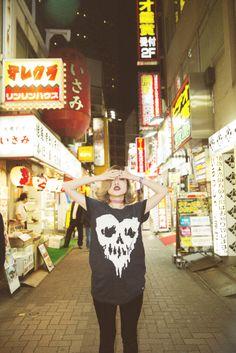 Drop Dead Clothing - Skull Fucked Black T-Shirt  http://www.dropdead.co/products/skull-fucked-t-shirt-black