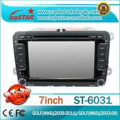 LSQ star factory price Fit for Volkswagen Golf 5/Golf 6/Polo/touran auto multimedia player radio gps