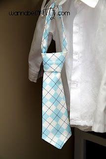 Baby neck tie