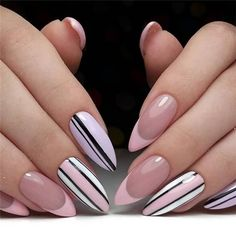 Geometric Nail Designs are so perfect for Hope they can inspire you and read the article to get the gallery. The post 55 Trending Geometric Nail Designs For 2019 Spring appeared first on Best Pins for Yours. Spring Nail Art, Nail Designs Spring, Spring Nails, Nail Art Designs, Cute Nails, Pretty Nails, Hair And Nails, My Nails, Halloween Nail Art