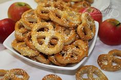Sesame and Cheese Pretzels