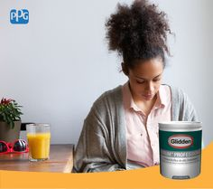 Utiliza Aurum™ Profesional, de secado rápido, para la decoración de tu sala de estar y disfruta más tiempo de tu espacio cómodamente. #DeGliddenParaTi #GliddenCentroamérica #Panamá #CostaRica #Home #Deco #Paint