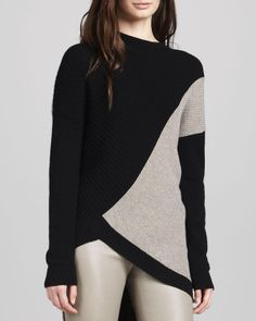 cusp Sweater (with black pants!)