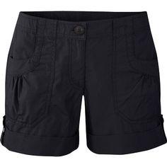 Diese #Shorts in #Schwarz von #BODYFLIRT sehen nicht nur super aus, sondern sind auch ideal geeignet für sportliche Reisetrips. ♥ ab 19,99 €