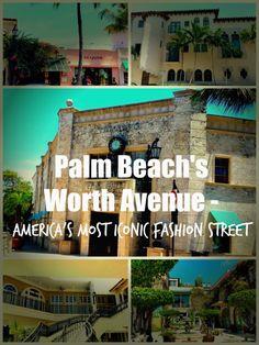 Palm Beach's Worth Avenue - America's Most Iconic Fashion Street