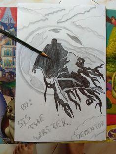 Dementors from Harry Potter