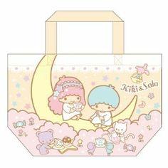 Little Twin Stars Cotton gusset bag / tea time (japan import): Amazon.ca: Toys & Games