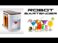 Somabar Robotic Bartender - YouTube