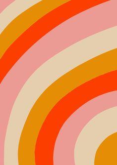 Sun Art Print - Abstract Sun Print - Yellow Sun Art - Retro Poster Print - Farmhouse Wall Art - Positive Home Decor - wallpaper - Collage Background, Photo Wall Collage, Picture Wall, Sun Background, Picture Collages, Picture Collage Board, Retro Background, Cute Backgrounds, Cute Wallpapers