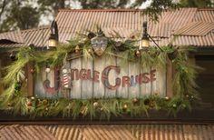 Disney World News - Jungle Cruise Transformed To Jingle Cruise