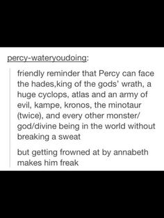 Percy Jackson everyone
