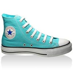 """Tiffany box blue"" converse.  @Reina Rey how about these?"