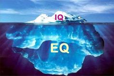 Who cares about IQ it's all about the EQ!