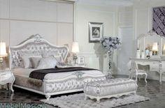 кровать двуспальная Nijoy Антуанетта
