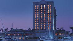 The Ritz Carlton-Marina Del Rey, CA.