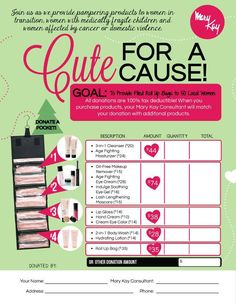 love love LOVE www.marykay.com/vanessamckenzie and on facebook at www.facebook.com/mkvanessamckenzie