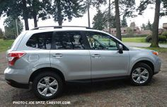 2015 Subaru Forester Research Page
