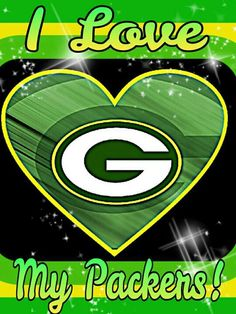 I Love My Packers.