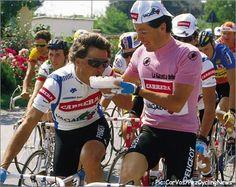 Potendo, la stricnina c'avrebbe messo Visentini in quella torta (Giro 1987)