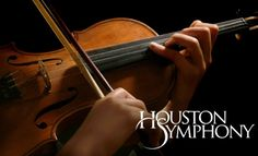 The Houston Symphony, based in Jones Hall for the Performing Arts in downtown Houston