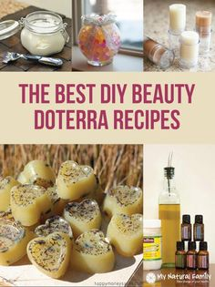 The Best DIY Beauty doTERRA Essential Oil Recipes