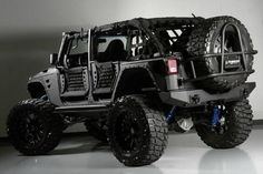 Jeep destroyer custom