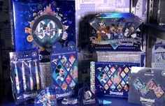 First Look at #Disneyland Resort Diamond Celebration Merchandise heather@beourguestdestinations.com #Disneyland60