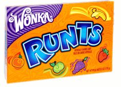 Runts Candy Theatre Box 6oz