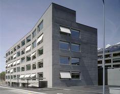 Znalezione obrazy dla zapytania architekten chur schweiz