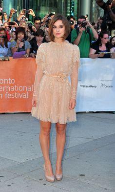 "Keira Knightley Photo - ""A Dangerous Method"" Premiere - 2011 Toronto International Film Festival"