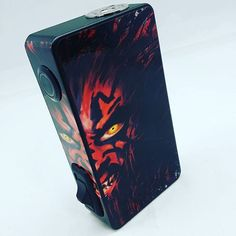Darth Maul Switch Box @91gigi91  ##vapingsavedmylife #improof #vapingcommunity #vapestars #cleanbuilds #cleanasfuck #cantstopwontstop #outliermodz #vapenation #boxmodlife #vapeporn #vapestagram #epiccloudz #vapefamily #vape #vaping #cloudlyfe #customerdesignedoutlierbuilt #sickasfuck #cloudblower #cloudmachine #gamechanger #vapestrong #vapestars #starwars