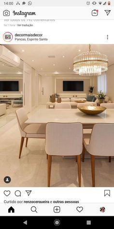 Este posibil ca imaginea să conţină: masă şi interior Apartment Interior Design, Home Decor Kitchen, Location, Home Decor Inspiration, Home Fashion, Architecture, Living Room Decor, Dining Room, Sweet Home