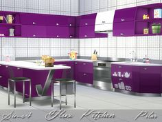 innovative design,  flexibility and multi-functionality  Found in TSR Category 'Sims 4 Kitchen Sets'