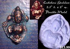 God Goddess Mythology flexible push molds - Polymer clay mold - Zodiac Astrology Animal rubber molds, Buddha, Kwan Yin, pendant, Green Tara ...